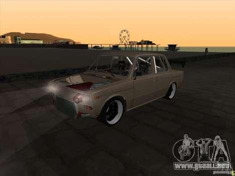 Estilo deriva 2106 Vaz para GTA San Andreas