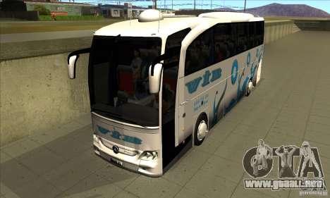 Mercedes-Benz Travego 15 SHD para GTA San Andreas