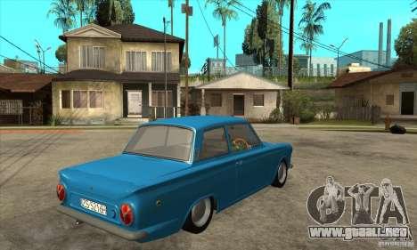 Lotus Cortina Mk1 1963 para la visión correcta GTA San Andreas