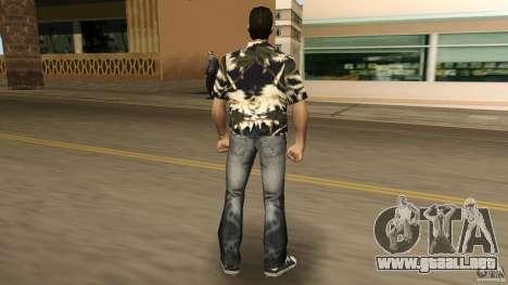 Desgaste de la banda de VeRcEttI para GTA Vice City tercera pantalla