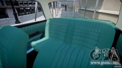 Fiat 125p Polski 1970 para GTA 4 interior