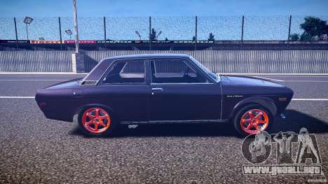 Datsun Bluebird 510 Tuned 1970 [EPM] para GTA 4 vista interior