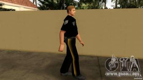 Policías de ropa nueva para GTA Vice City segunda pantalla