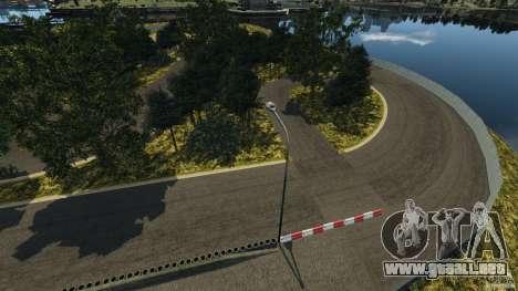 Bihoku Drift Track v1.0 para GTA 4 tercera pantalla