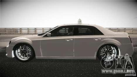 Chrysler 300 SRT8 2012 para GTA San Andreas left