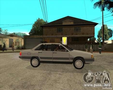 Audi 100 para la visión correcta GTA San Andreas