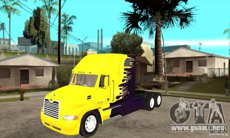 Mack para GTA San Andreas left