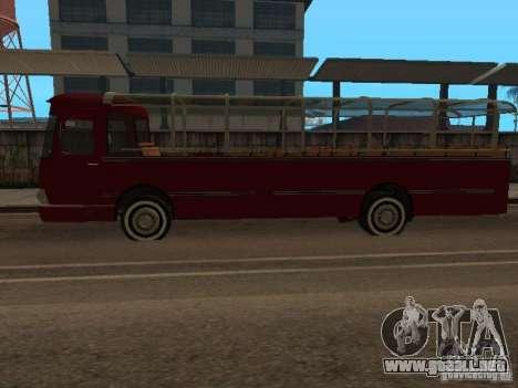 LIAZ 677 excursión para GTA San Andreas left