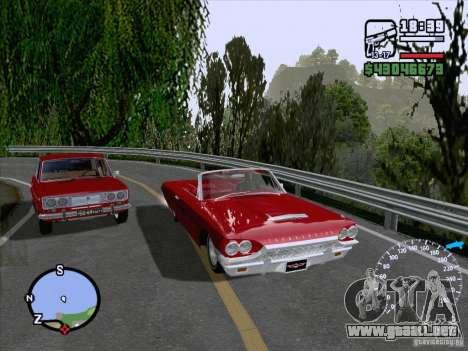 ENB Series v1.5 Realistic para GTA San Andreas sexta pantalla