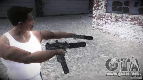 Weapon Pack by GVC Team para GTA San Andreas tercera pantalla