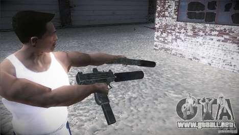 Weapon Pack by GVC Team para GTA San Andreas tercera pantalla