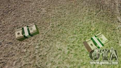 billetes de 100 dólares Reserva Federal de Estad para GTA 4 segundos de pantalla