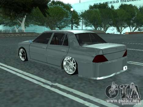 Toyota Crown S 150 TuninG para GTA San Andreas left