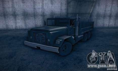 Barracks HD para GTA San Andreas left
