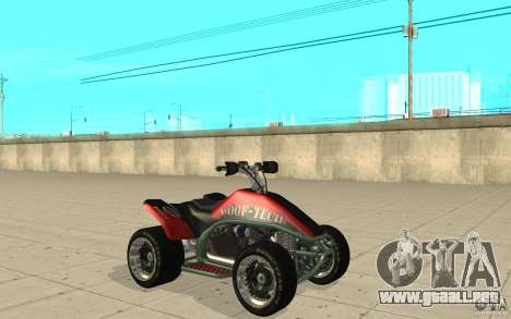 Powerquad_by-piel 2-MF Woofi para GTA San Andreas