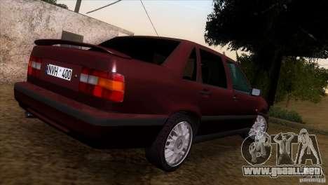 Volvo 850 Final Version para GTA San Andreas left