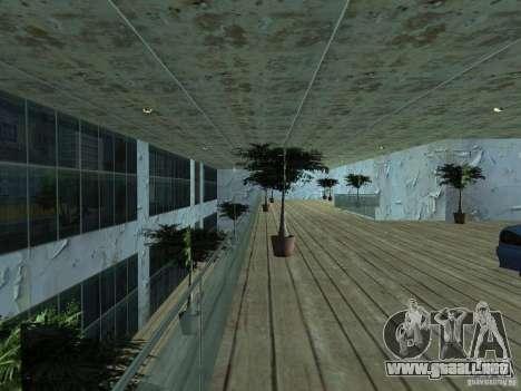 IMW Old Zastava Car Showroom para GTA San Andreas tercera pantalla