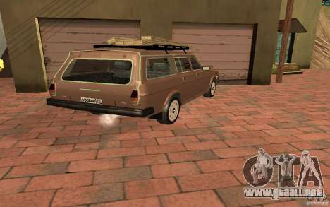 31022 Touring GAS para GTA San Andreas left