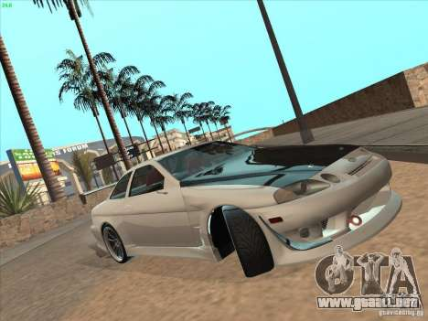Toyota Soarer (JZZ30) para visión interna GTA San Andreas