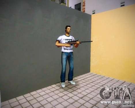 Pak armas de GTA4 para GTA Vice City sexta pantalla