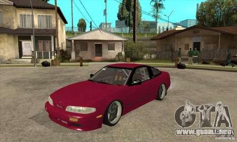 Nissan 240SX Zenki para GTA San Andreas