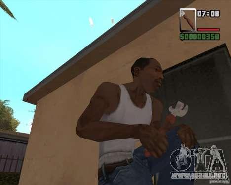 Abrelatas para GTA San Andreas