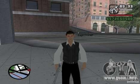 Reencarnación en un habitante de la ciudad para GTA San Andreas