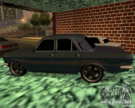 GAS 24 v3 para GTA San Andreas left