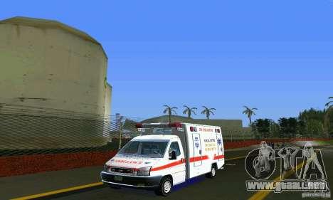 RTW Ambulance para GTA Vice City