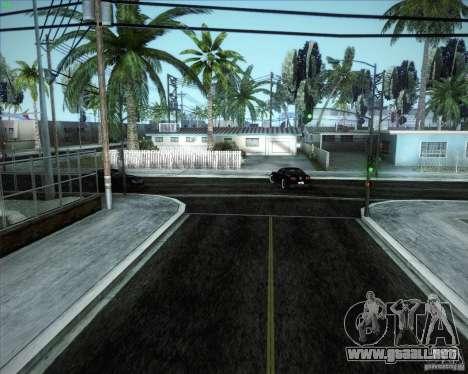 Nuevos caminos alrededor de San Andreas para GTA San Andreas