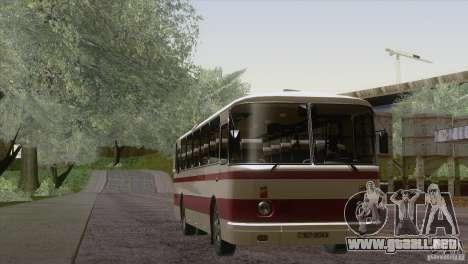 LAZ 699R 93-98 piel 1 para GTA San Andreas left
