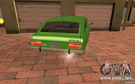 IZH 2125 Kombi para GTA San Andreas left