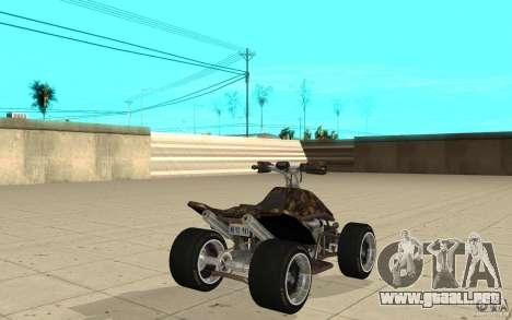Powerquad_by-Woofi-MF piel 5 para GTA San Andreas vista posterior izquierda