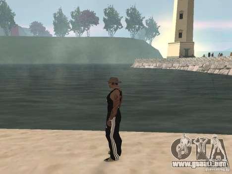 Elija cualquier clima para GTA San Andreas séptima pantalla