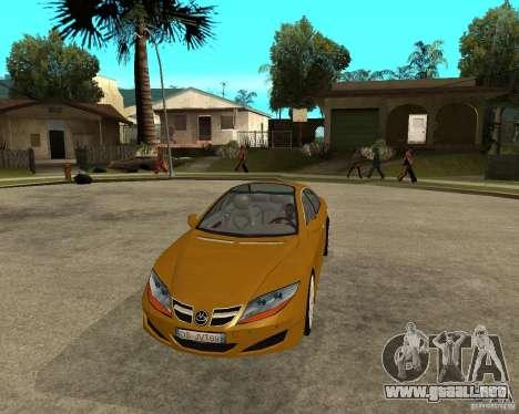 VC Viola II para GTA San Andreas vista hacia atrás