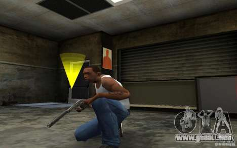 Barreta M9 and Barreta M9 Silenced para GTA San Andreas segunda pantalla