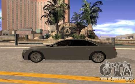 ENBSeries by muSHa v2.0 para GTA San Andreas sucesivamente de pantalla