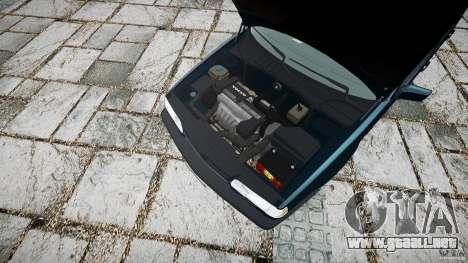 Volvo 850 Turbo 1996 para GTA 4 visión correcta