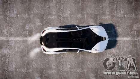 BMW Vision Efficient Dynamics 2012 para GTA 4 visión correcta