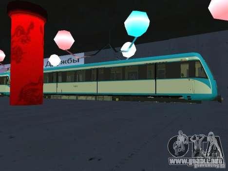 Greatland-Grèjtlènd v0.1 para GTA San Andreas quinta pantalla