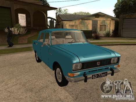 AZLK 2140 v2 para GTA San Andreas