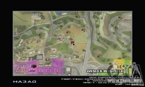 Una Villa para GTA San Andreas