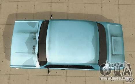 Fiat 125p para la visión correcta GTA San Andreas