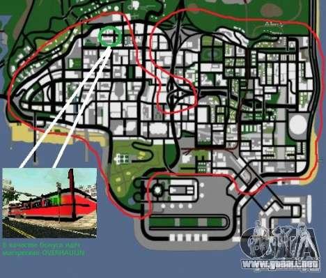 Nuevas texturas de Los Santos para GTA San Andreas sexta pantalla