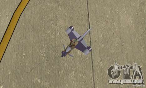 Flying Fish para la visión correcta GTA San Andreas
