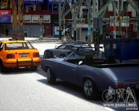 iCEnhancer 2.1 Final para GTA 4 séptima pantalla