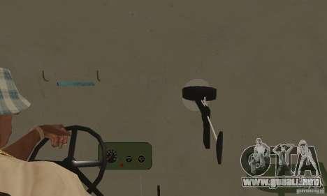 BTR BA-11 para la visión correcta GTA San Andreas