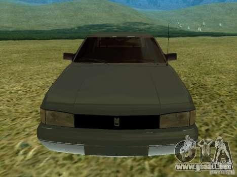 Moskvich 2141-Sviatogor 45 para GTA San Andreas left
