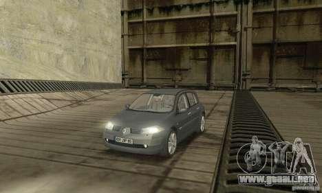 Renault Megane II 2005 para GTA San Andreas