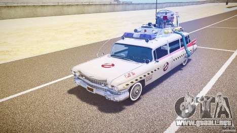 Ecto-1 (Cazafantasmas) Final para GTA 4 left